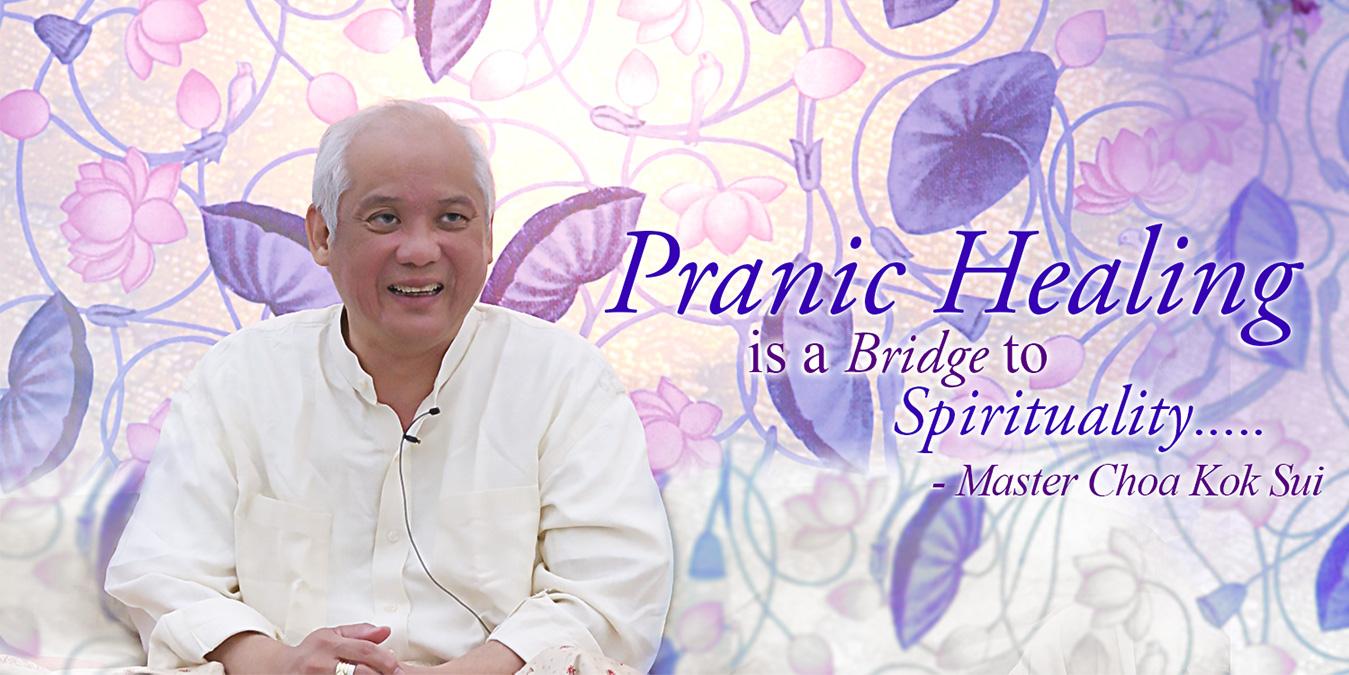 About Pranic Healing