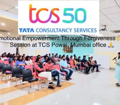TCS Meditation and Emotional Empowerment